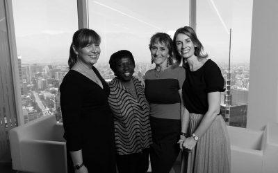 Un viaje al continente blanco para delinear el liderazgo femenino